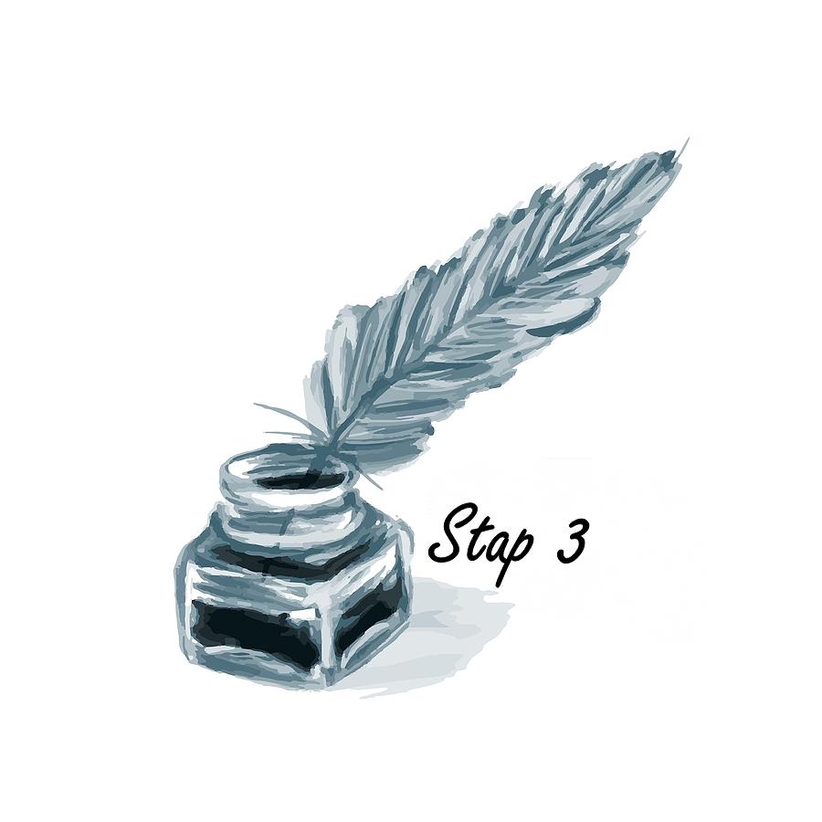 Teksten schrijven stap 3